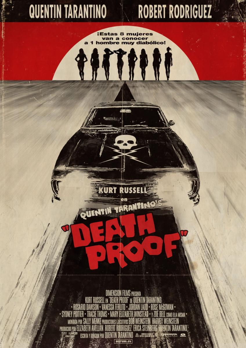 pelicula Death Proof [2007] [BD25]