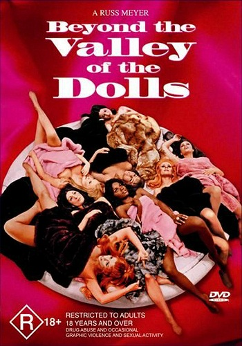 pelicula Beyond The Valley Of The Dolls