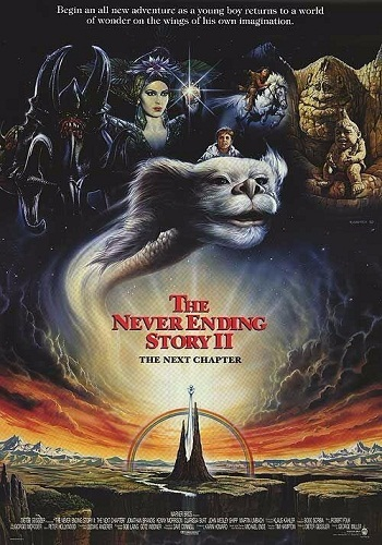 pelicula The Neverending Story 2 The Next Chapter