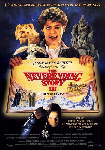 pelicula The Neverending Story 3