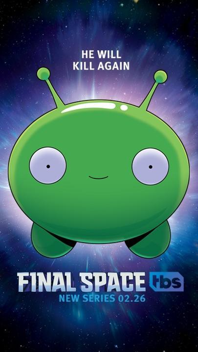 Serie Final Space