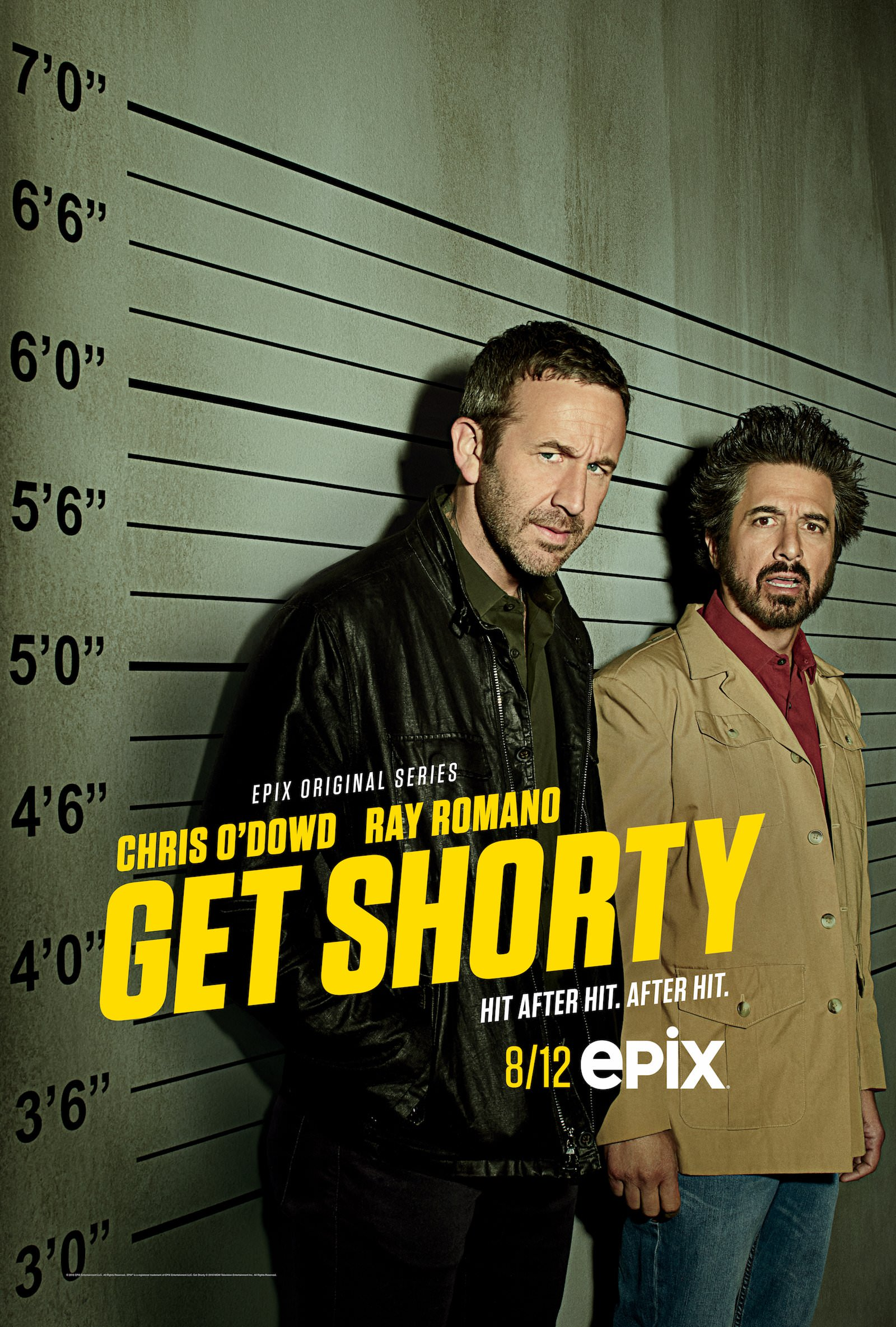 Serie Get Shorty